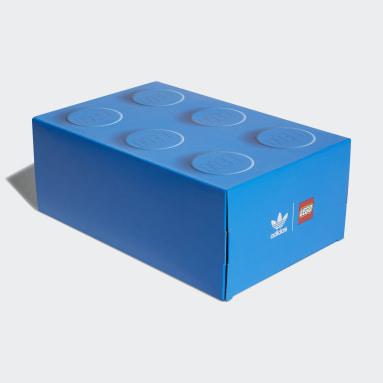 Chaussure adidas ZX 8000 x LEGO® Bleu Adolescents Originals