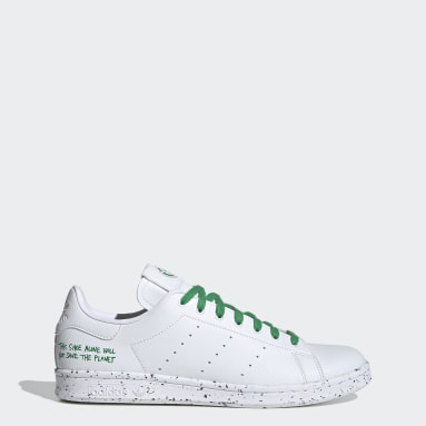 Zapatillas Veganas Stan Smith Blanco Hombre Originals