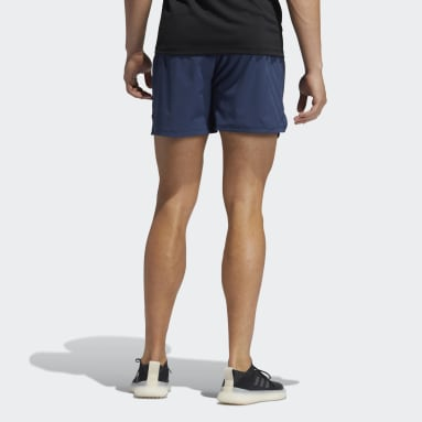 Shorts AEROREADY Flow Motion Azul Homem Training