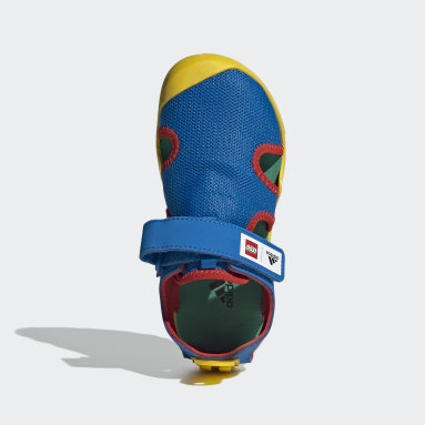 Sandale adidas x LEGO® Captain Toey Jaune Enfants TERREX