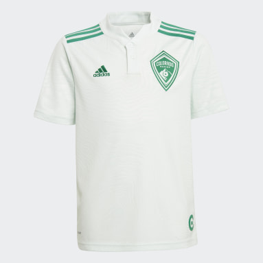 Youth Soccer Green Colorado Rapids 21/22 Away Jersey