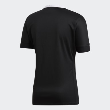 Heren Rugby Zwart All Blacks Thuisshirt