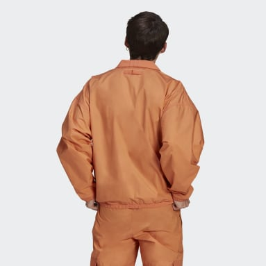 Men Originals Orange R.Y.V. Track Jacket