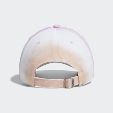 Women's Training Pink Colorwash Relaxed Hat