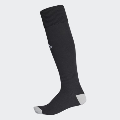 Football Black Milano 16 Socks 1 Pair