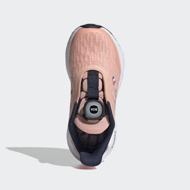 Kids Running Blue EQ21 Run Boa CNY Shoes