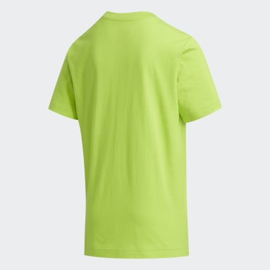 Kluci Sportswear zelená YB Q2 T