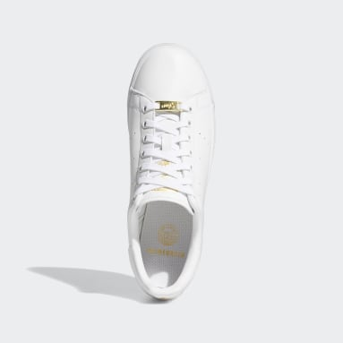 Men Originals White Stan Smith Vulc Shoes