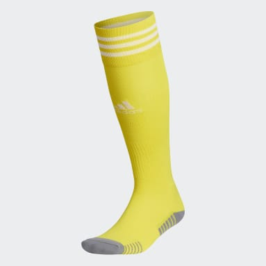 Soccer Yellow Copa Zone Cushion OTC Socks