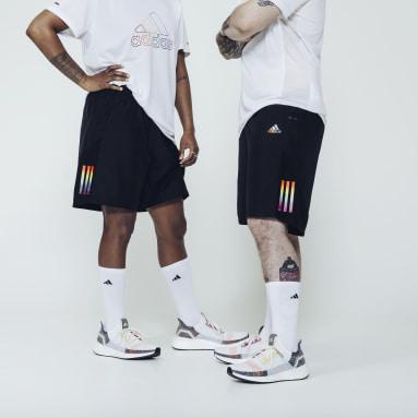 Running Black Own the Run Pride Shorts