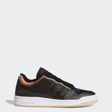 Originals Black Forum Low TT Shoes