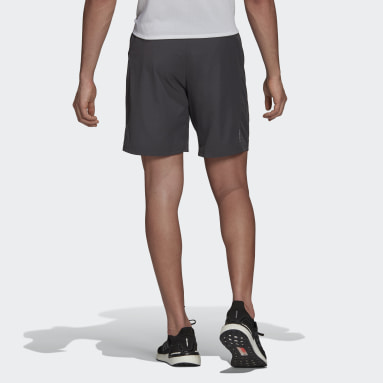 Men Running Grey Run It Shorts