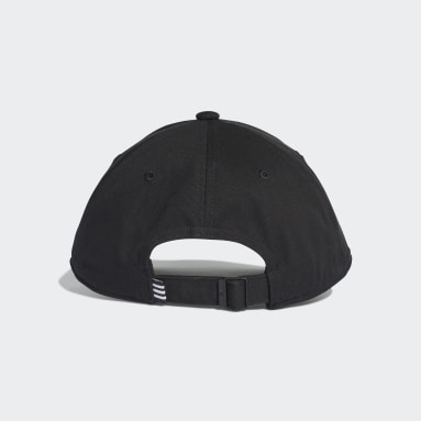 Originals Black Trefoil Baseball Cap