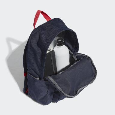 Børn Fitness Og Træning Blå Classic rygsæk