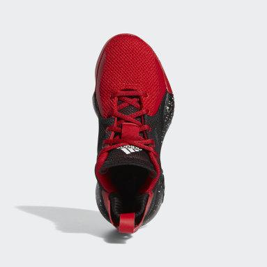D Rose 773 2020 Sko Rød
