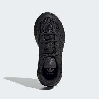 Barn Originals Svart ZX 1K Shoes
