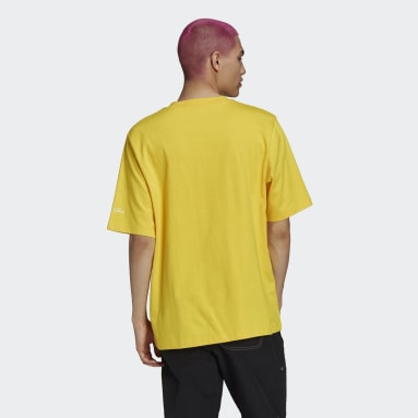 Men Originals Yellow The Simpsons Donut Tee