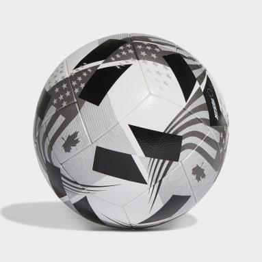 Men's Soccer White MLS NFHS Competition Ball