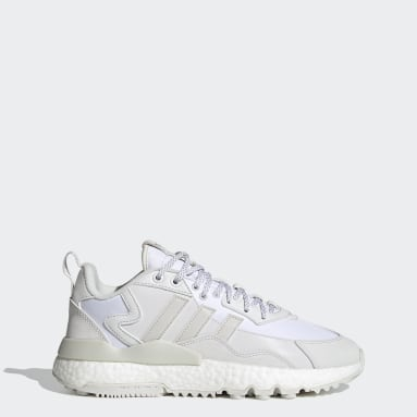 Zapatilla Nite Jogger Winterized Blanco Originals