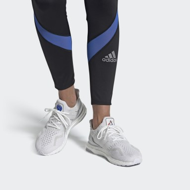 Women's Running White Ultraboost 5.0 DNA Shoes