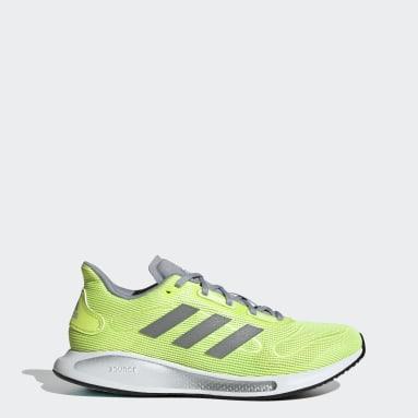 Tenis Galaxar Run Amarillo Mujer Running