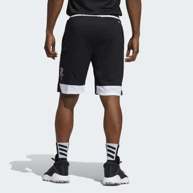 Men's Basketball Black Cardinals Reverse Retro Shorts