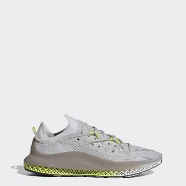 Men Originals Grey 4D Fusio Shoes