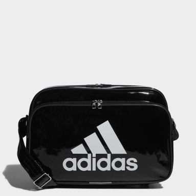 Training Black Enamel Bag