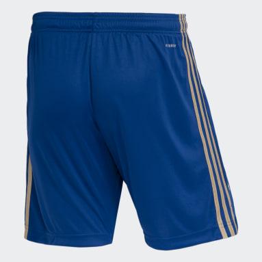 Shorts 1 Cruzeiro 20/21 Azul Homem Futebol