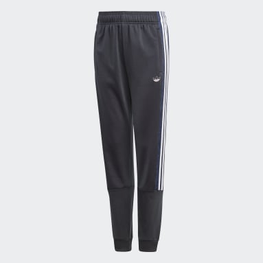Kids Originals Grey BX-20 Track Pants