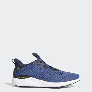 Men's Running Blue Alphabounce Shoes