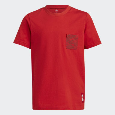 Youth Soccer Red FC Bayern Tee
