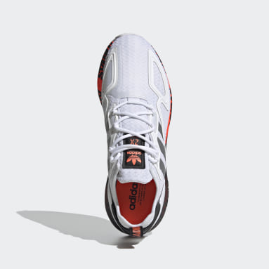 Männer Originals ZX 2K Boost Schuh Weiß