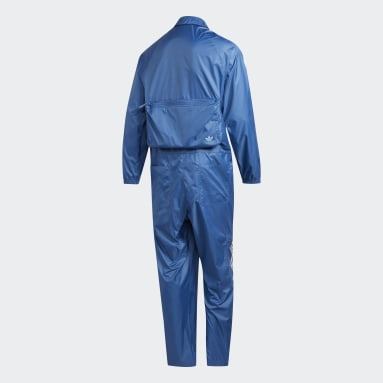 Enterizo FA Azul Hombre Originals