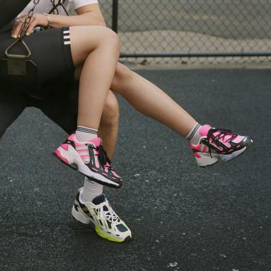 Dames Originals Roze EQT Gazelle Schoenen