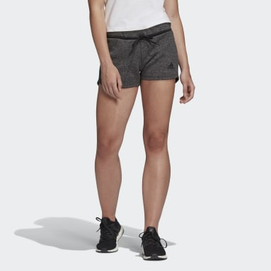 Pantalón corto Must Haves Versatility Negro Mujer Sportswear