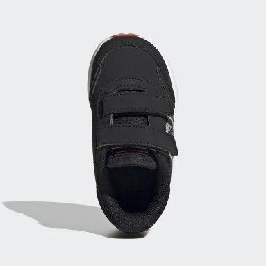 Kids Running Black VS Switch Shoes