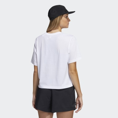 Women Training White Egle Training Tee