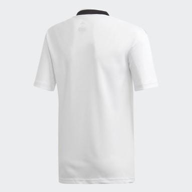 Youth 8-16 Years Football White Beşiktaş JK Home Jersey