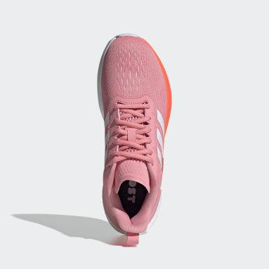 Dames Hardlopen Roze Response Super Schoenen