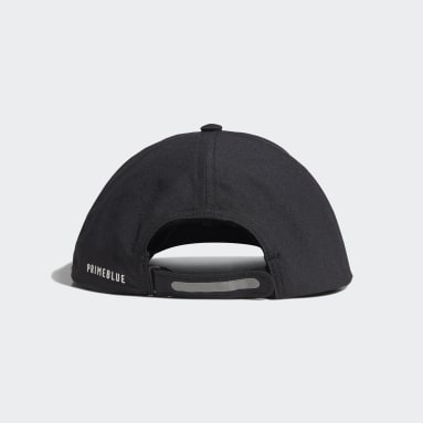 Casquette AEROREADY Primeblue Runner Low noir Course
