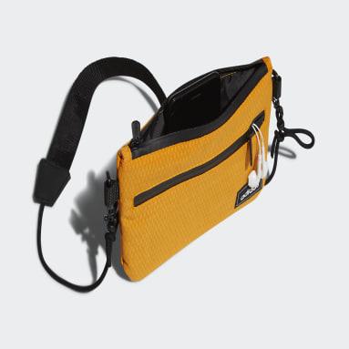 Sport Inspired สีส้ม กระเป๋าสะพายสไตล์สตรีท