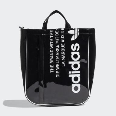 Originals สีดำ กระเป๋าช้อปปิ้ง Vintage Airliner Luxe
