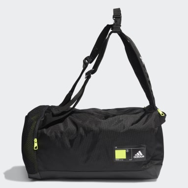 Training Black 4ATHLTS ID Duffel Bag Small