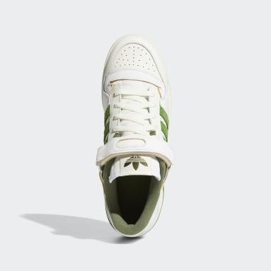 Originals สีขาว รองเท้า Forum 84 Low