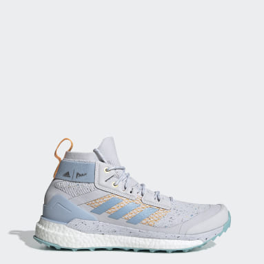 Dam TERREX Grå Terrex Free Hiker Parley Hiking Shoes