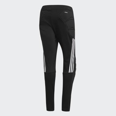 Men Gym & Training Black Tierro 13 Goalkeeper Pants