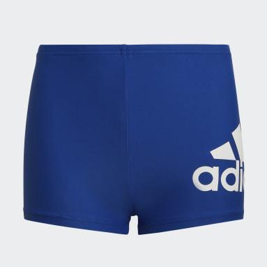 Boxer da nuoto Badge of Sport Blu Ragazzo Nuoto