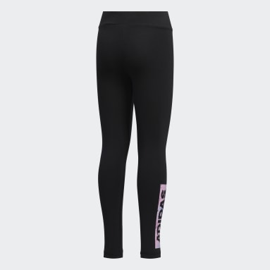Girls Yoga Black Style Comfort Tights