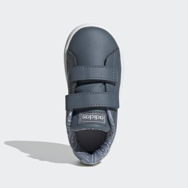 Zapatillas Advantage (UNISEX) Verde Niño Diseño Deportivo